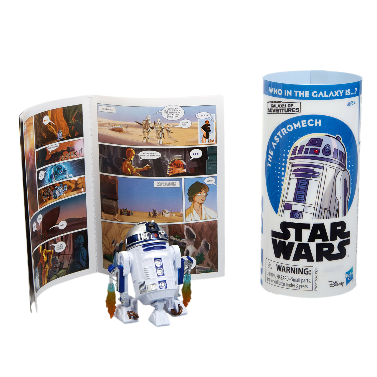 Star Wars Galaxy of Adventures: R2-D2