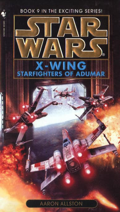 Star Wars X Wing: Starfighters of Adumar