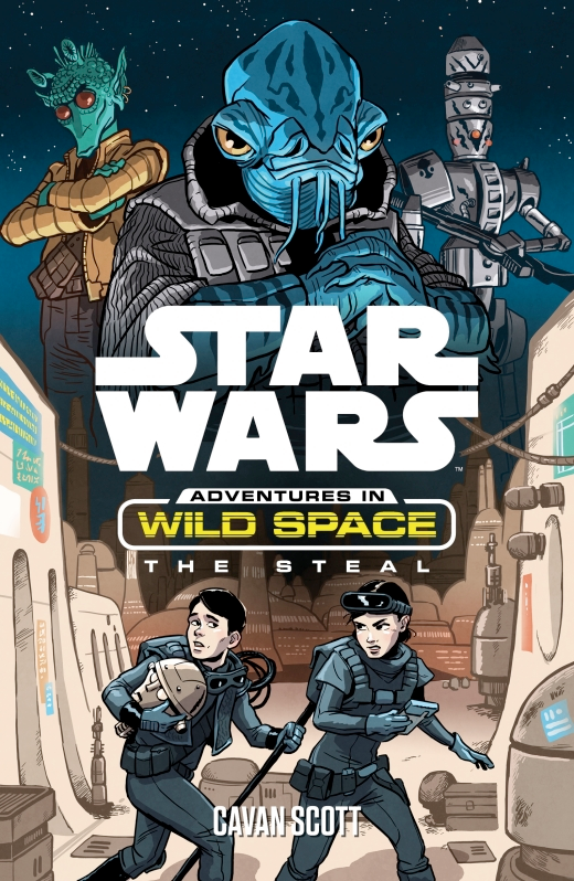 Star Wars Adventures in Wild Space: The Steal