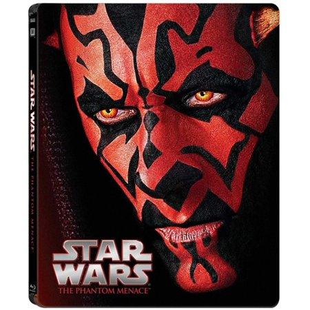 Star Wars: The Phantom Menace Steelbook