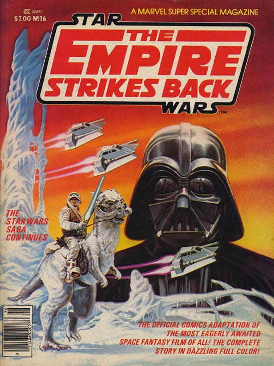 Star Wars: The Empire Strikes Back (Marvel Super Special 16)