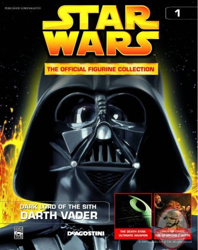 Star Wars: The Official Figurine Collection