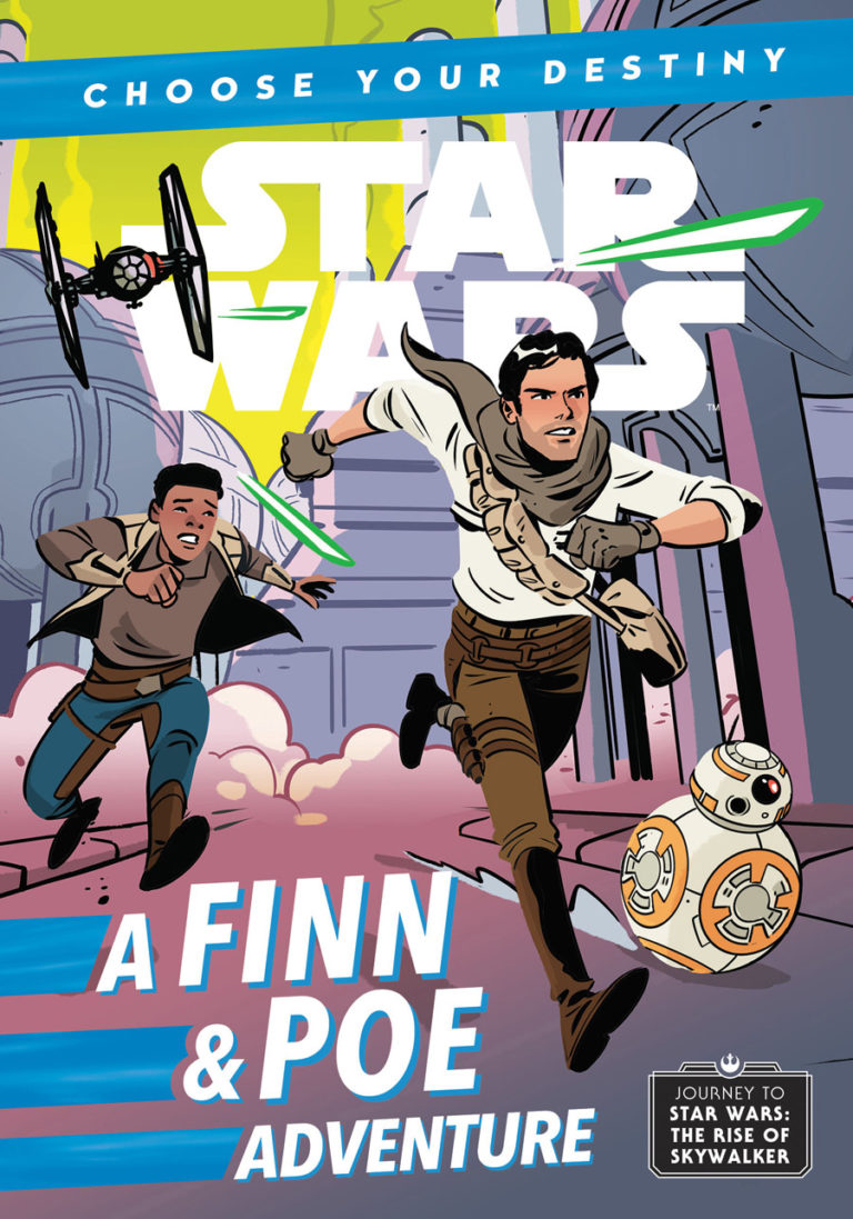 Star Wars Choose Your Destiny: A Finn and Poe Adventure