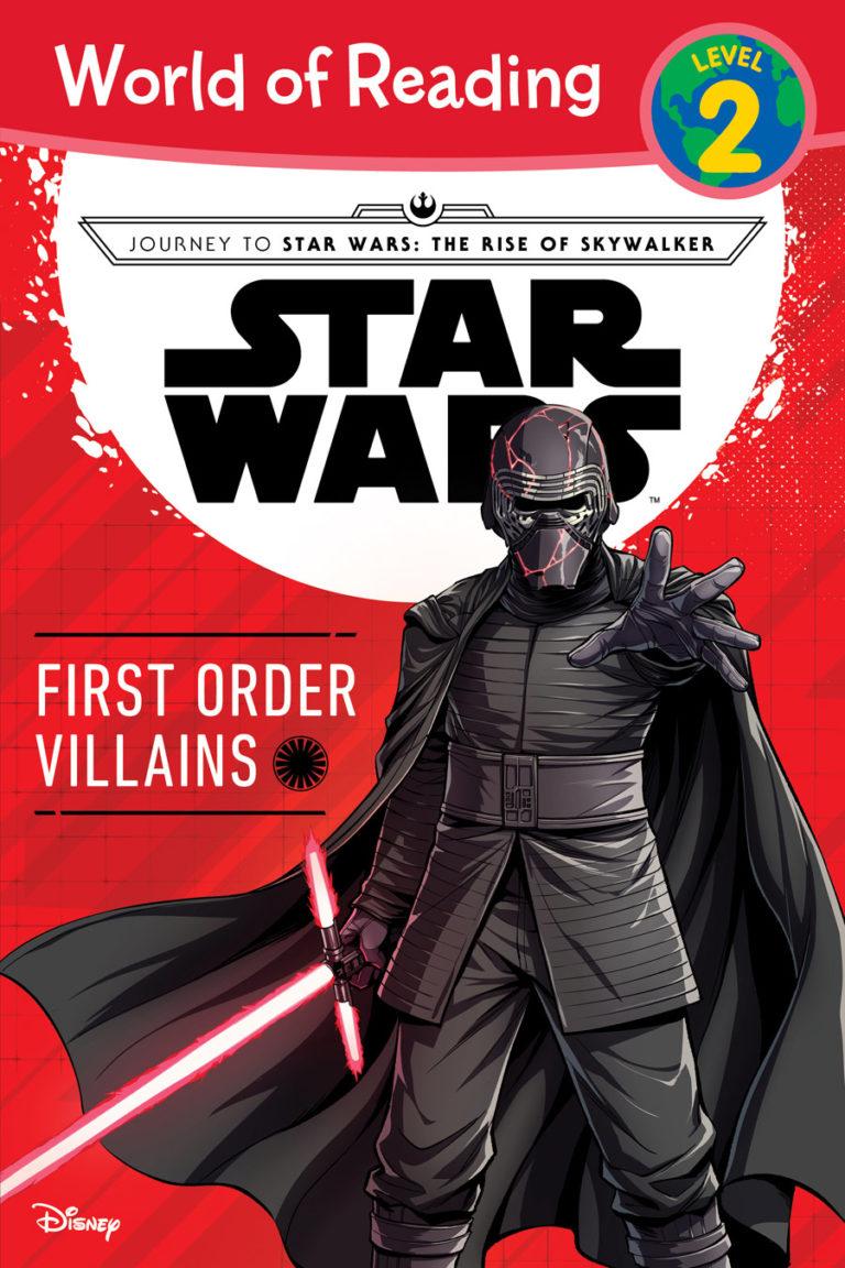 Star Wars: First Order Villains