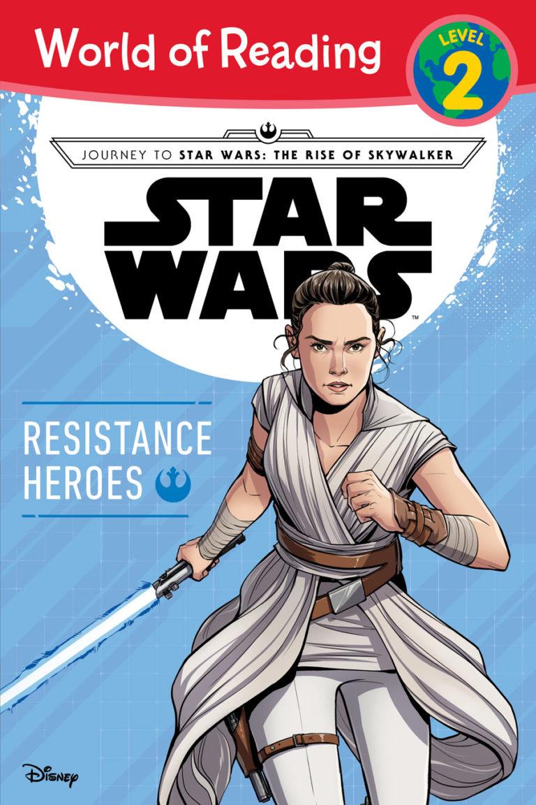 Star Wars: Resistance Heroes