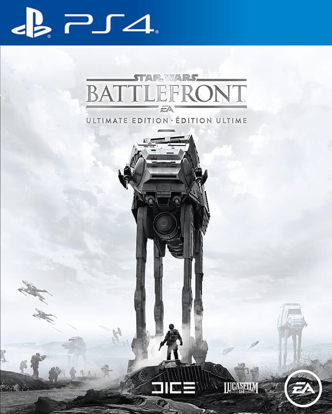 Star Wars Battlefront (2015 - Playstation 4)