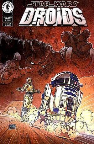 Star Wars Droids 4 (Dark Horse)