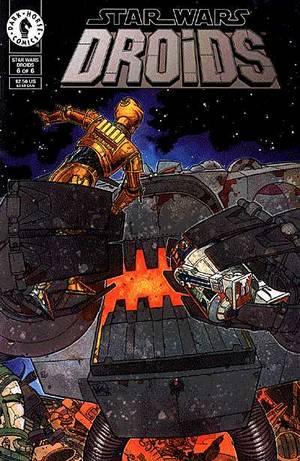 Star Wars Droids 6 (Dark Horse)