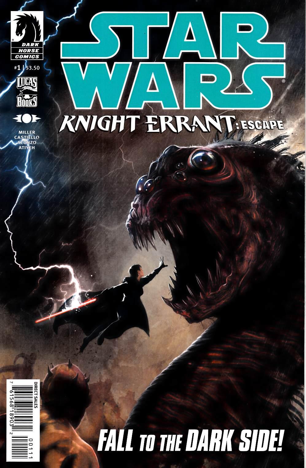 Star Wars Knight Errant: Escape