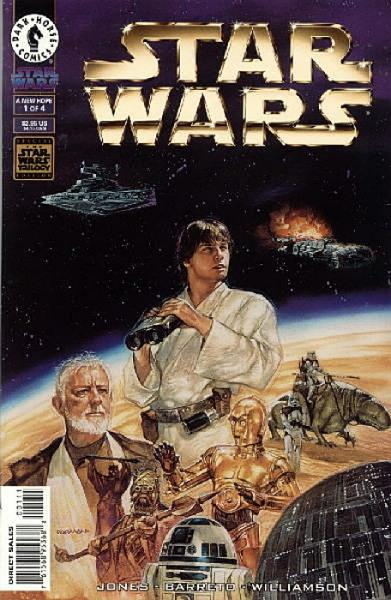 Star Wars: A New Hope 1