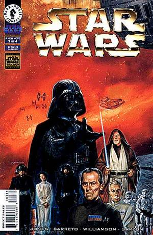 Star Wars: A New Hope 3