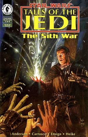 Star Wars Tales of the Jedi: The Sith War 2