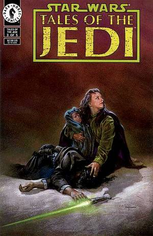 Star Wars Tales of the Jedi: The Saga of Nomi Sunrider