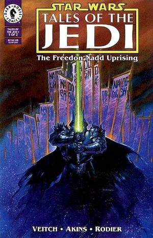 Star Wars Tales of the Jedi: The Freedon Nadd Uprising