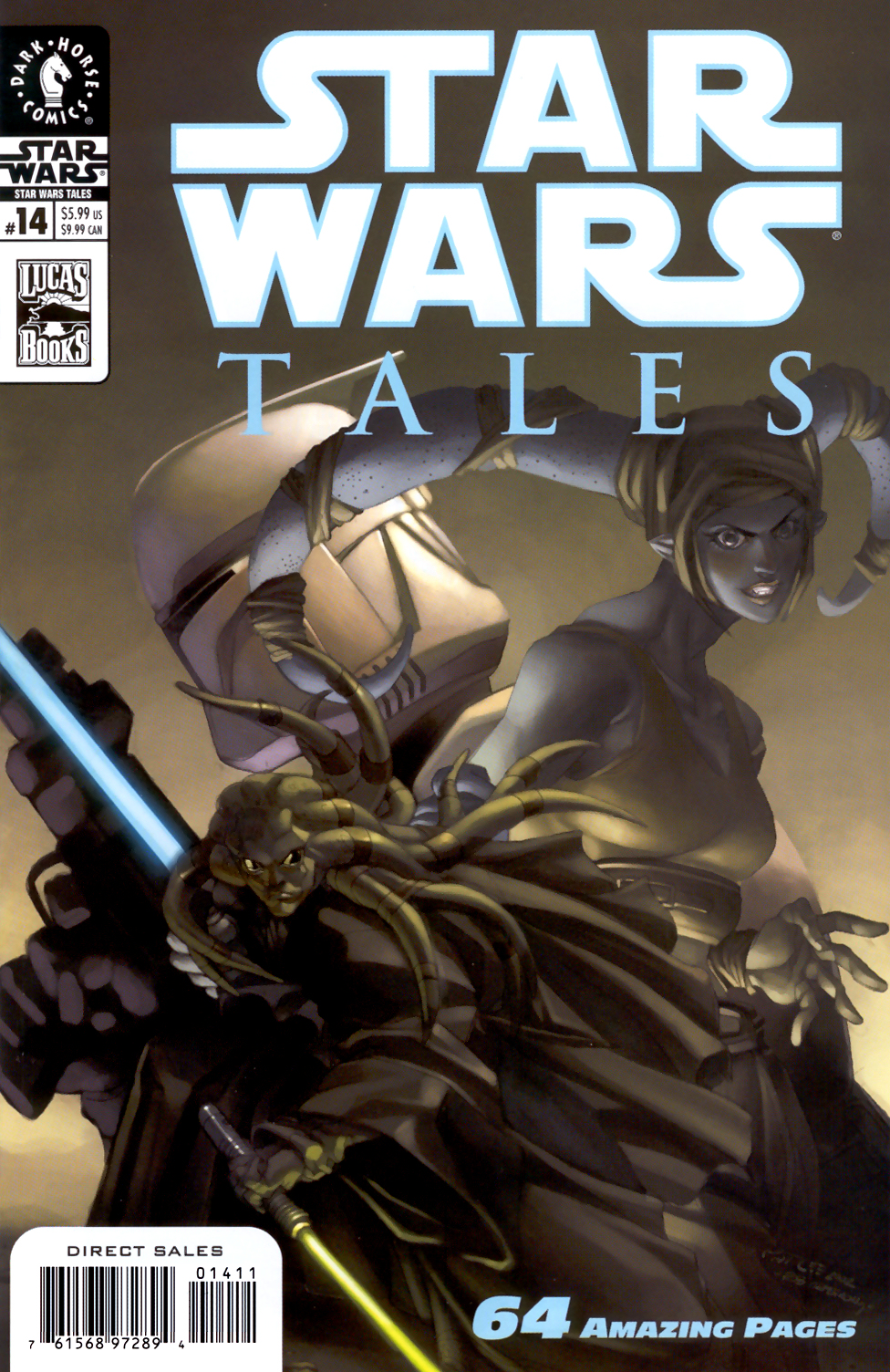 Star Wars Tales: Tides of Terror