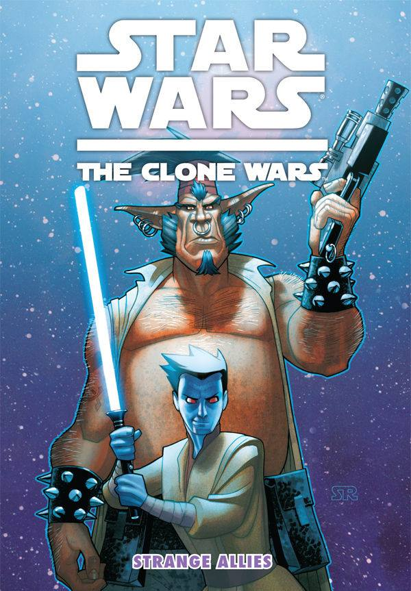 Star Wars The Clone Wars: Strange Allies