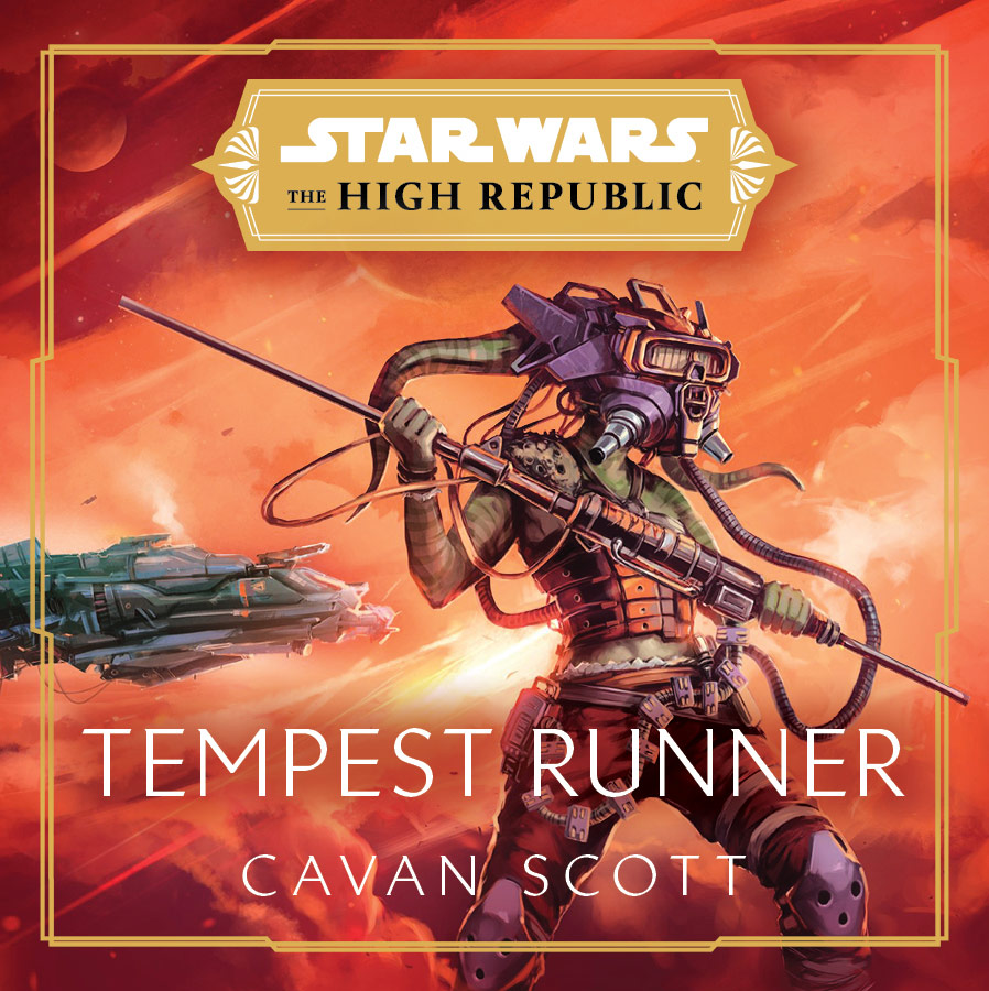 Star Wars The High Republic: Tempest Runner