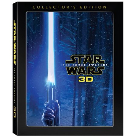 Star Wars: The Force Awakens 3D (Blu-Ray)