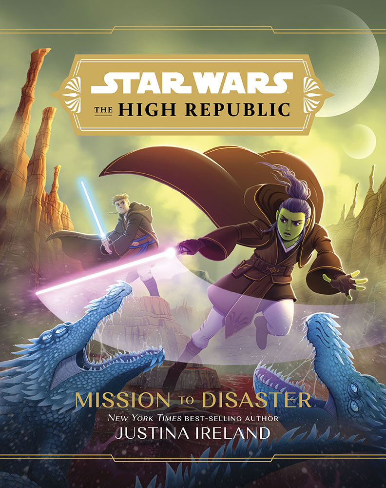 Star Wars The High Republic: Mission to Disaster