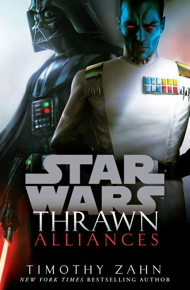 Star Wars Thrawn: Alliances (Barnes & Noble Edition)
