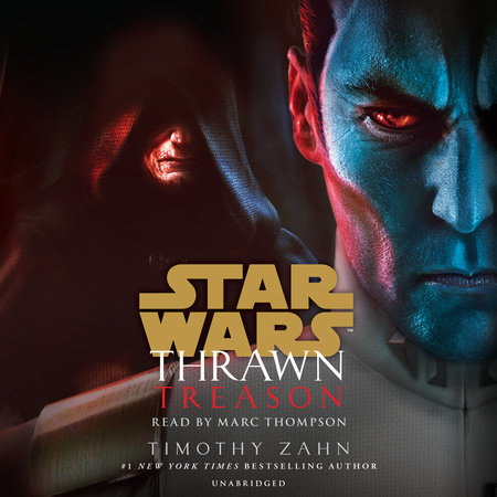 Star Wars Thrawn: Treason (audio edition)