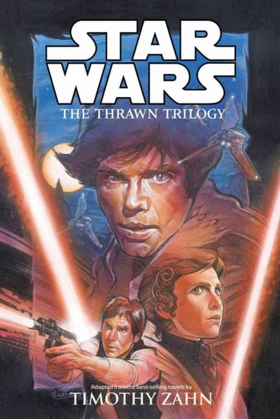 Star Wars: The Thrawn Trilogy (Comic Hardcover)