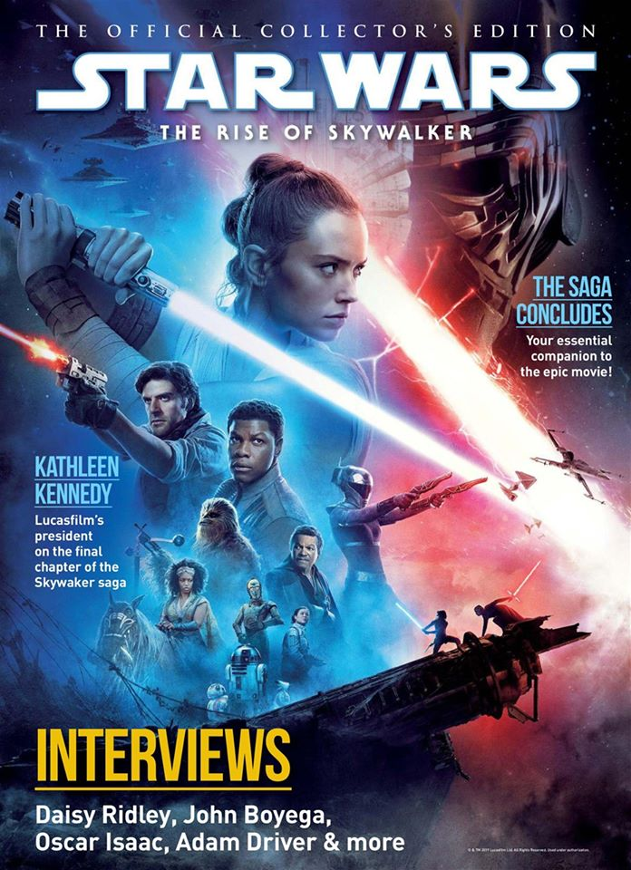 Star Wars The Rise of Skywalker: The Official Collector's Edition (Magazine)