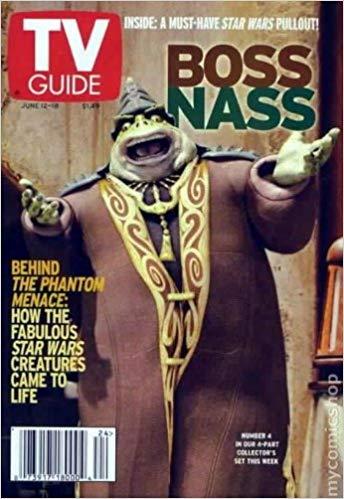 TV Guide June 12-18 1999 (Boss Nass)
