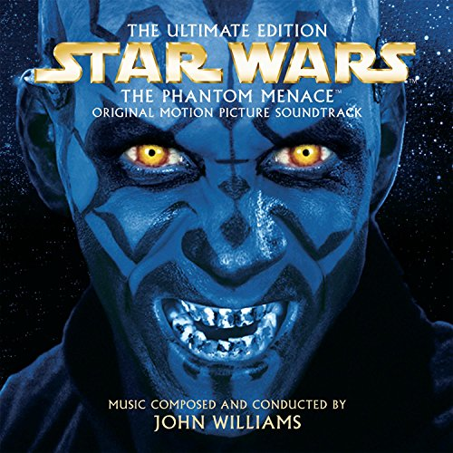 Star Wars Episode I: The Phantom Menace Original Motion Picture Soundtrack Ultimate Edition