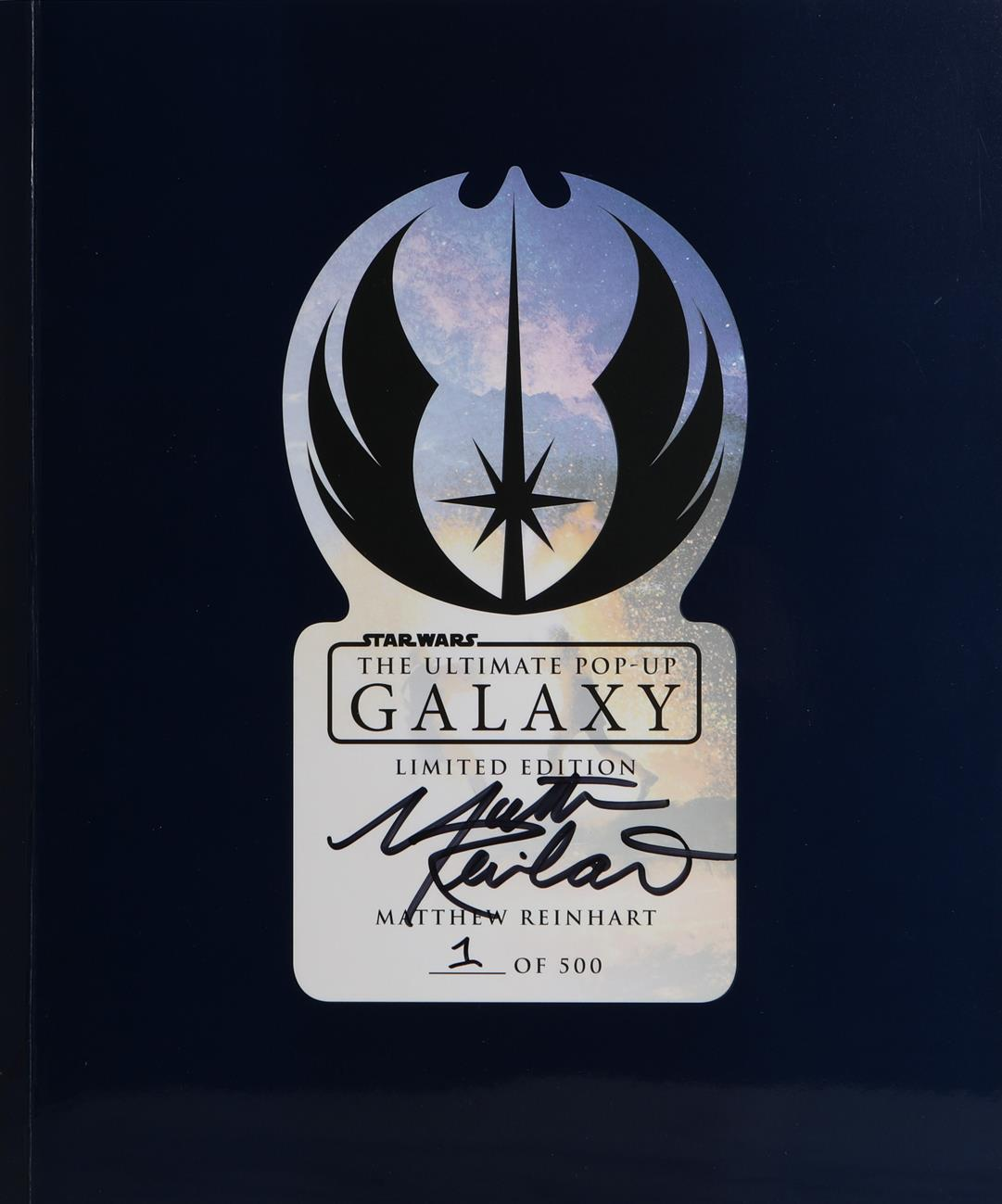 Star Wars: Ultimate Pop-Up Galaxy Limited Edition