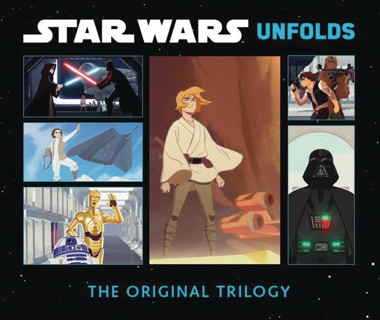 Star Wars Unfolds: The Original Trilogy