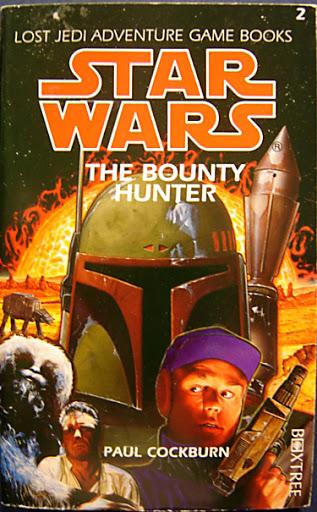 Star Wars: Bounty Hunter (Lost Jedi)