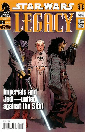 Star Wars Legacy 5