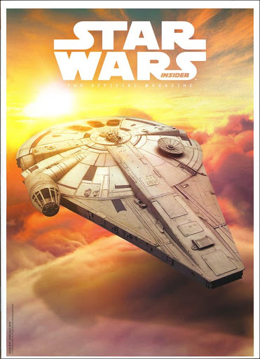 Star Wars Insider 181 - Previews Exlcusive Edition