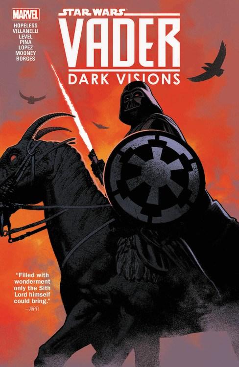 Star Wars Vader: Dark Visions