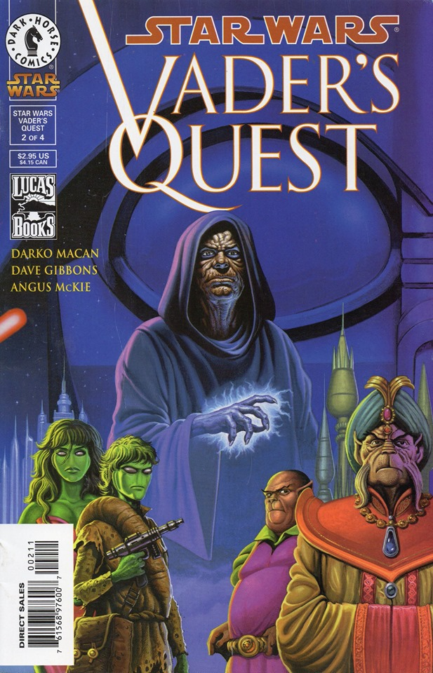 Star Wars Vader's Quest 2