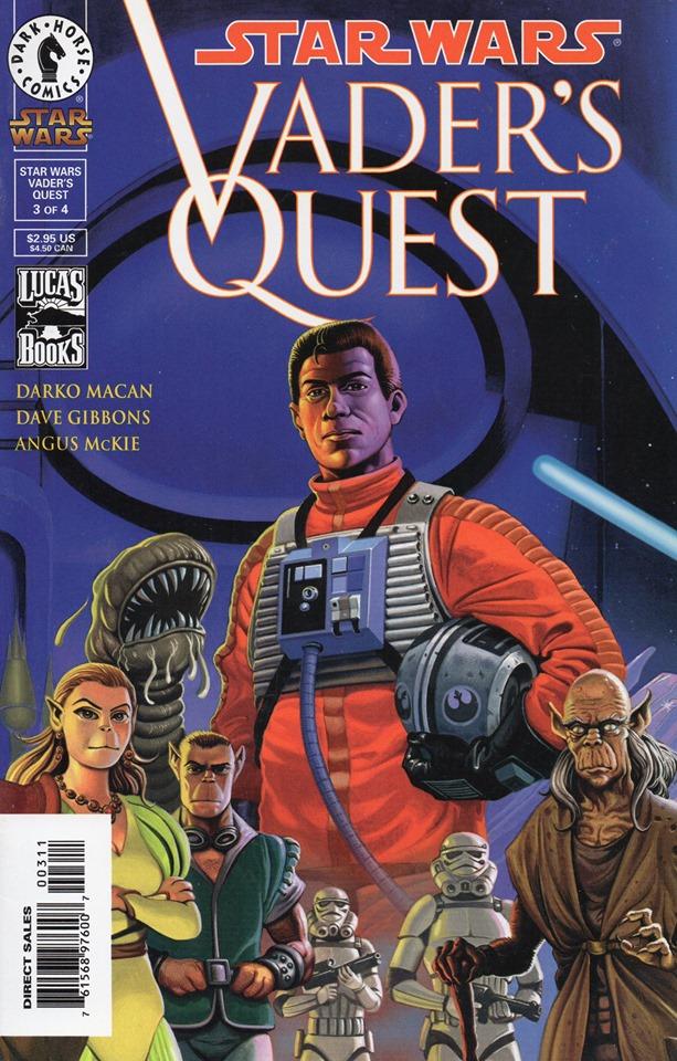 Star Wars Vader's Quest 3