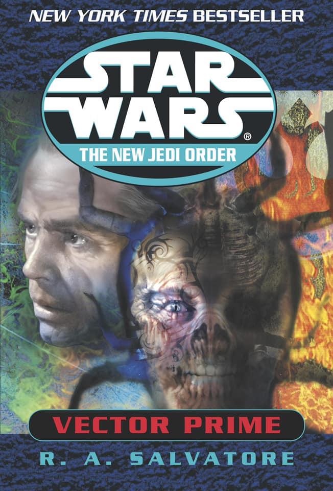 Star Wars The New Jedi Order: Vector Prime (paperback)