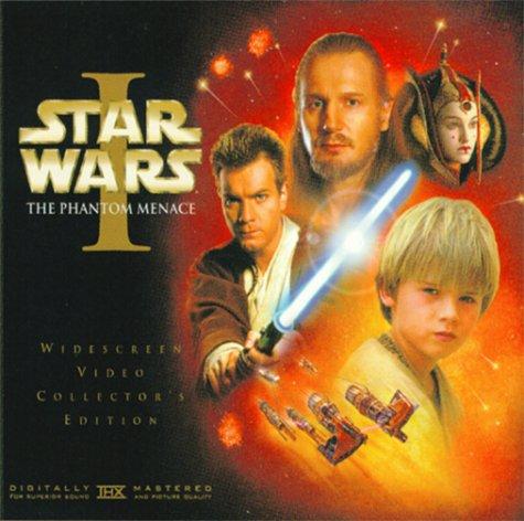 Star Wars: Episode I The Phantom Menace (VHS)