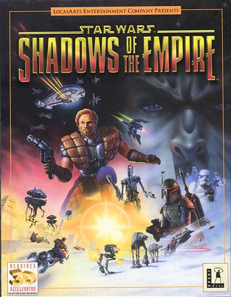 Star Wars: Shadows of the Empire (PC video game)