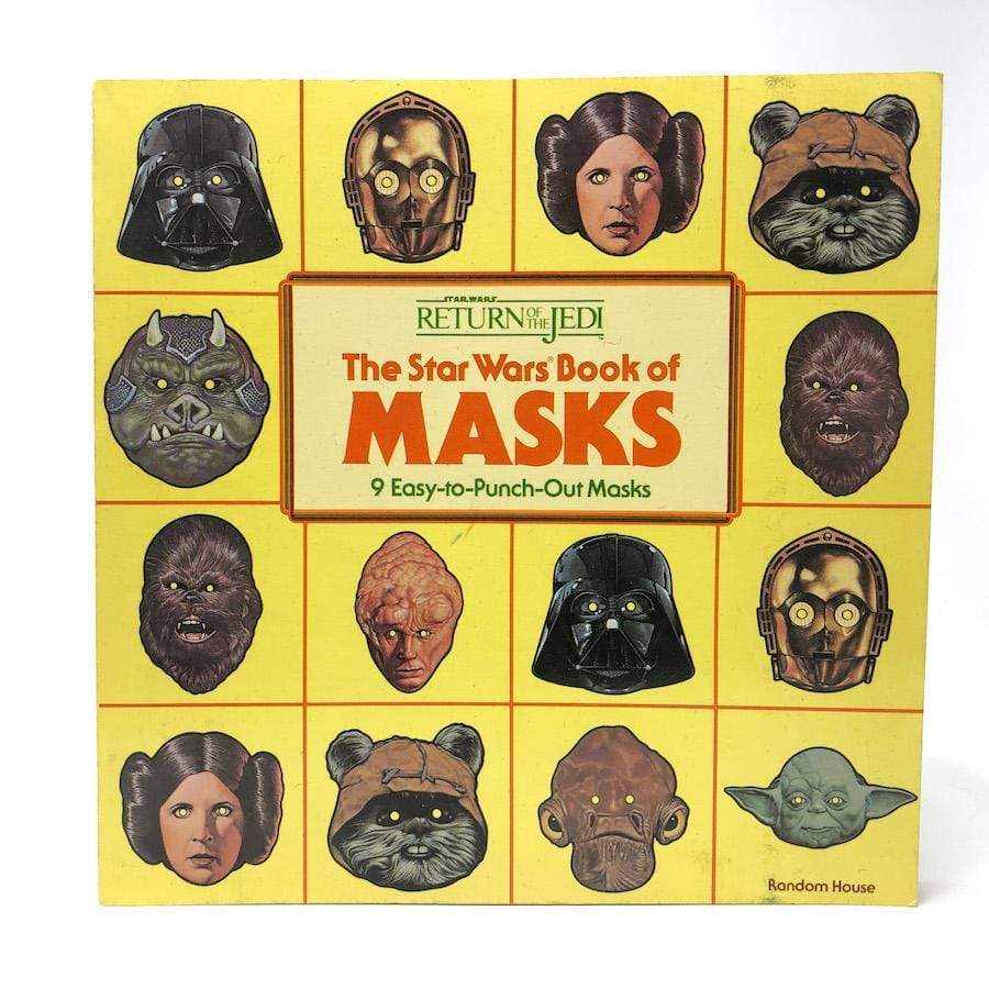 The Star Wars Book of Masks