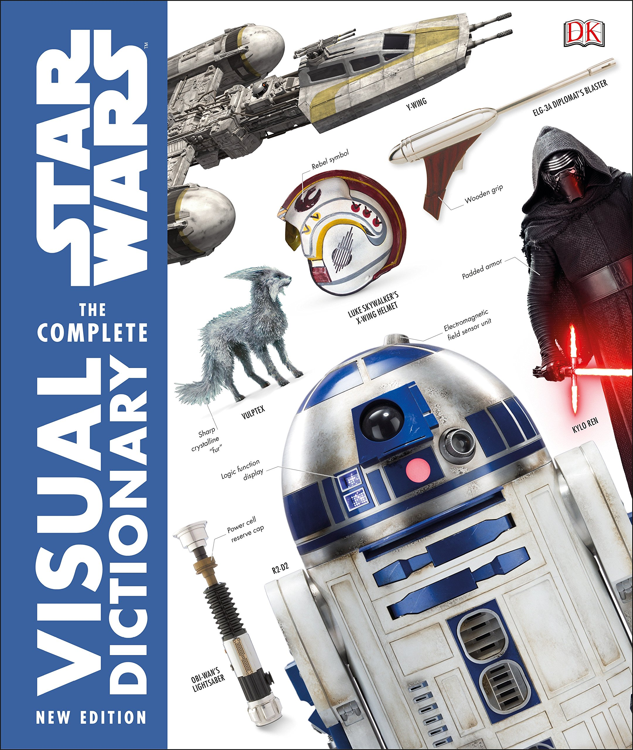 Star Wars: The Complete Visual Dictionary - New Edition