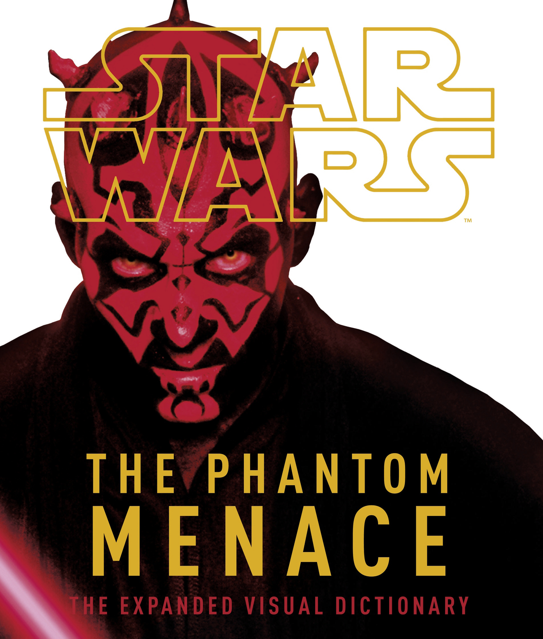 Star Wars Episode I: The Phantom Menace Visual Dictionary Revised and Expanded