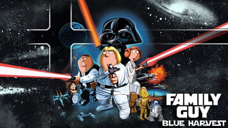 Family Guy Star Wars: Blue Harvest