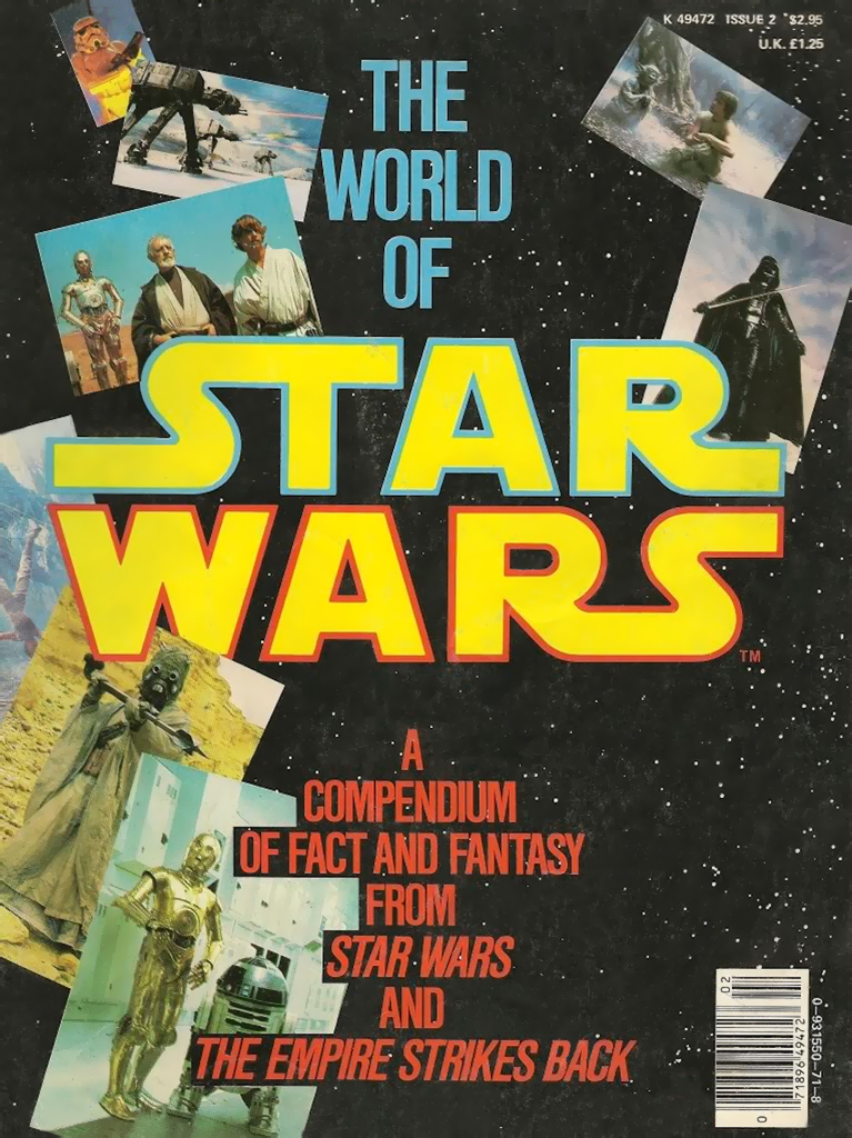 The World of Star Wars (Compendium of Fact and Fantasy)