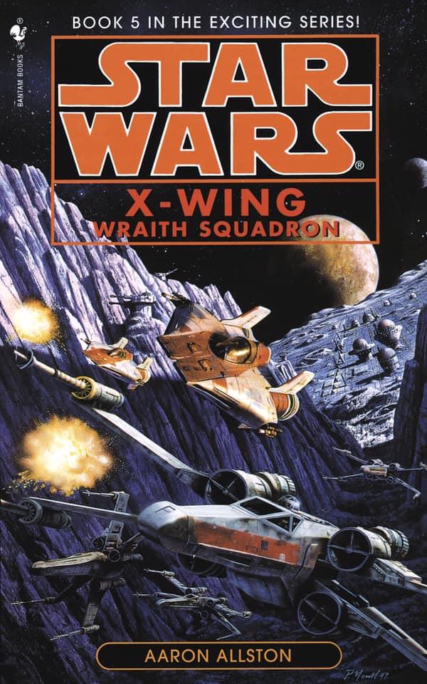 Star Wars X Wing: Wraith Squadraon