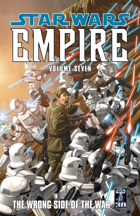 Star Wars Empire: Volume 7 - The Wrong Side of the War