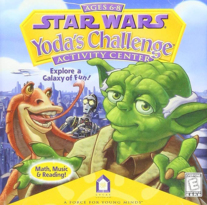 Star Wars Episode I: Yoda's Challenge Activity Center