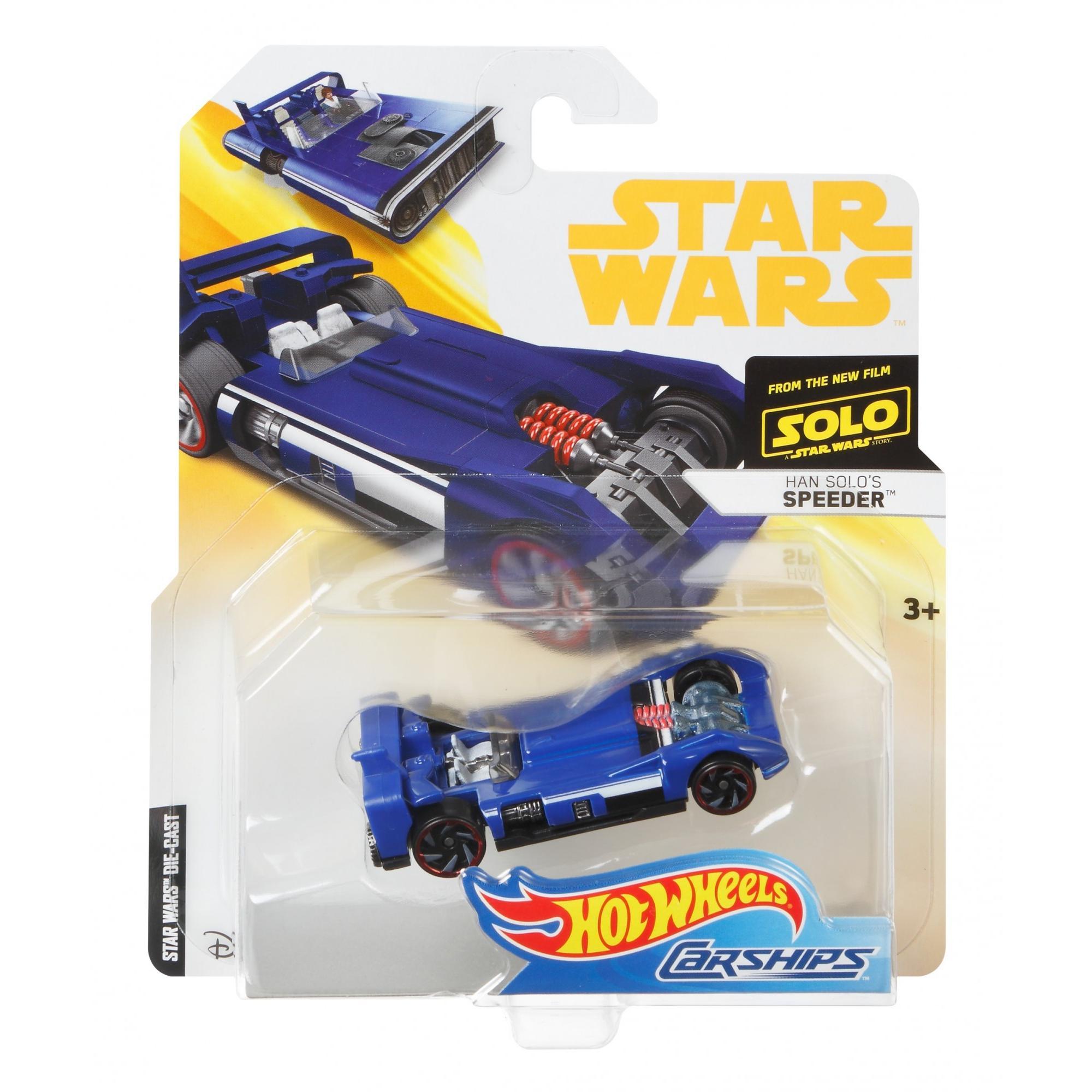 Han Solo's Speeder -
