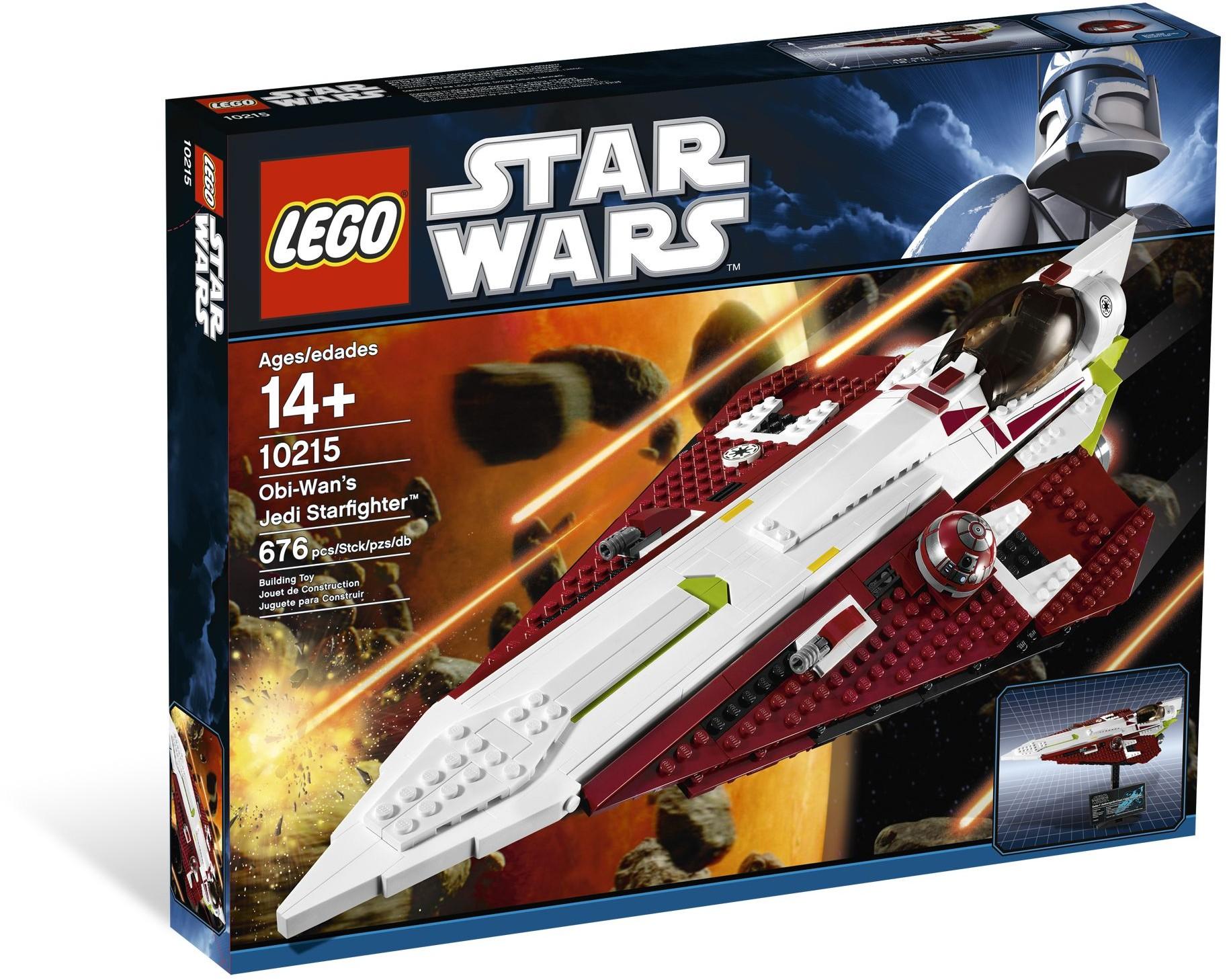 Obi-Wan's Jedi Starfighter -